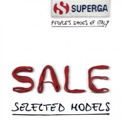Superga: National Day Promotion 51% off selected items