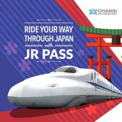 Changi Recommends: Explore Japan with JR Passes
