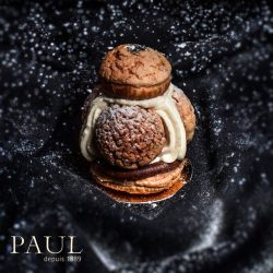 PAUL: Get 20% off second item purchased for takeaway
