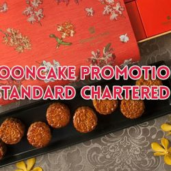 Standard Chartered Cards: Mid-Autumn Mooncake Promotions 2016 Up to 30% OFF
