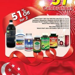 Nature's Farm: National Day Sales up to 51% OFF