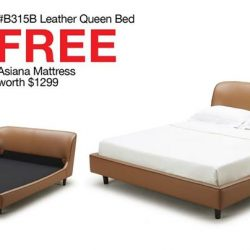 Picket & Rail: National Day Sale - Up to 51% OFF on All Queen/King Beds