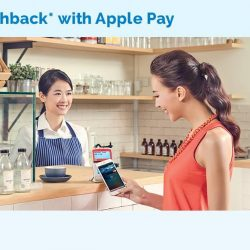 POSB: Add your POSB/DBS Credit or Debit Card to Apple Pay and Get $10 Cashback