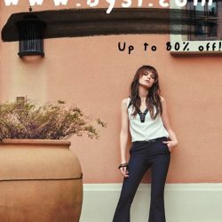 bYSI: Post SG51 Sale of up to 80% off