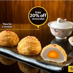 Maybank: Enjoy 20% off mooncakes from Si Chuan Dou Hua Restaurant