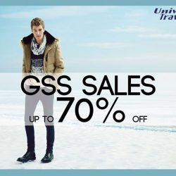 Universal Traveller: GSS Sales up to 70% OFF