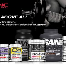 GNC: Up to 50% OFF Cellucor products