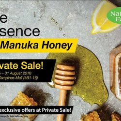 Nature's Farm: Tampines Mall Private Sale - More than 50% OFF + Exclusive offers, FREE Gift-With-Purchase & Giveaways