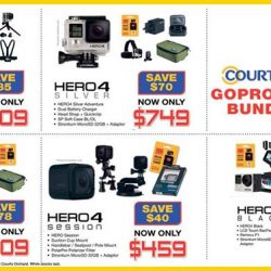 Courts: Exclusive GoPro Deals at Orchard Branch
