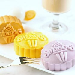 Swensen's: 3 NEW Flavours of Signature Ice Cream Mooncakes