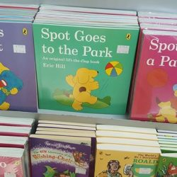 My Greatest Child: Bookfair at Safra Jurong