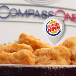 Burger King: FREE 6 Pcs BK Nuggets with Any Purchase at Compass One