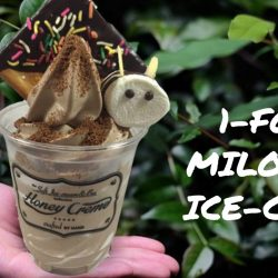 HoneyCreme: 1-for-1 Milo Dino Soft Serve Ice-cream