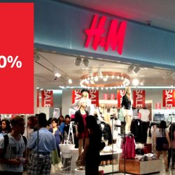 H&M: Sale Up to 50% OFF Selected Ladies, Mens and Kids items