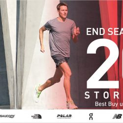 Running Lab: End Season Sale 20% OFF Storewide on Regular-Priced Items & Special Buys Up to 50% OFF