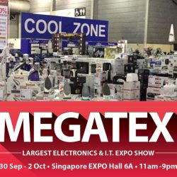 Singapore Expo: Megatex Largest Electronics & I.T Expo Show
