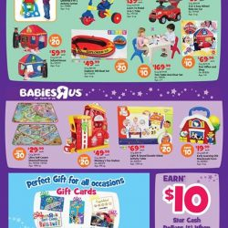 Toys'R'Us: Save up to $1000 on Star Card Offers