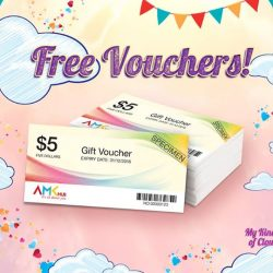 AMK Hub: Spend $100 to redeem a $5 AMK Hub voucher
