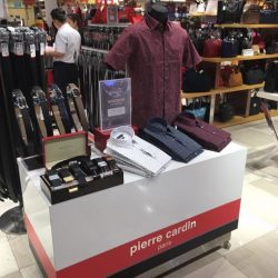BHG: Trade in any shirt or belt & get $20 off Pierre Cardin regular item at BHG Bugis