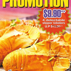 Mookata Thai BBQ: Enjoy 4 pieces of crayfish for ONLY $9.90++