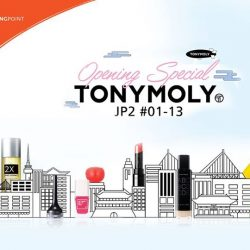 Jurong Point: Tony Moly Opening Special - Enjoy 1+1 skincare and great discounts