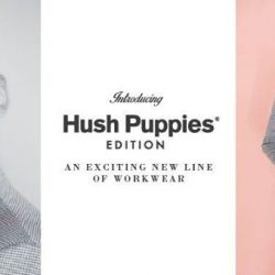 Hush Puppies Apparel: 50% off NEW Hush Puppies Edition Workwear