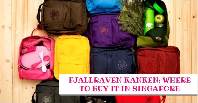 where to buy authentic kanken in singapore