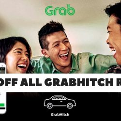 Grab: Coupon Code for 30% OFF All GrabHitch Rides