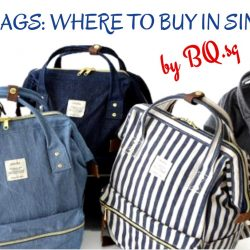 Anello Bags: Where to buy it in Singapore!