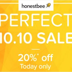 Honestbee: Coupon Code for $40 OFF Your First Order
