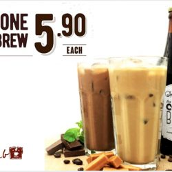 O'Coffee Club: 1-for-1 Signature Ice Cold Brew