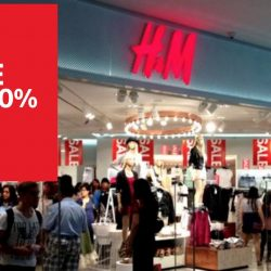 H&M: Sale Up to 70% OFF Selected Ladies, Mens and Kids items