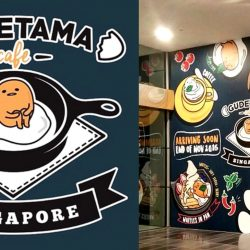 Gudetama Cafe: Opening in Singapore End November!