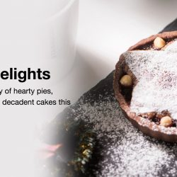 Starbucks: Merry Delights - Holiday Pies, Tarts & Cakes!