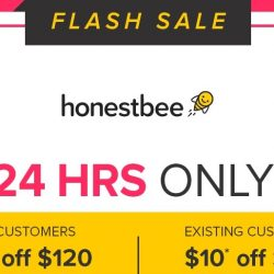 Honestbee: Coupon Code for Up to $24 OFF Your Order