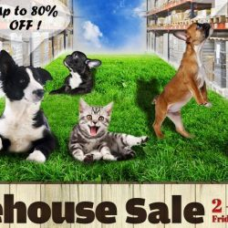 Pets' Station: Warehouse Sale Up to 80% OFF Pet Food, Bedding, Grooming Items, Cages & More!