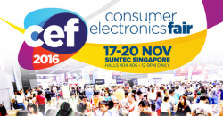 Suntec Singapore: Consumer Electronics Fair 2016 Up to 90% Savings!