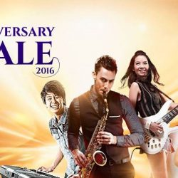 Yamaha: Ultimate 50th Anniversary Year End Sale 2016