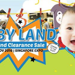 Baby Land: Year-End Clearance Sale with Deals Starting from As Low As $1!