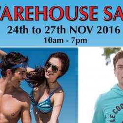 Le Coq Sportif / Arena: 2016 Warehouse Sale with Sports Apparel, Swimwear, Shoes & Accessories from $5 Onwards!
