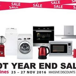 Brandt: Year End Sale Up to 80% OFF Home Appliances