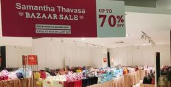 Samantha Thavasa: Bazaar Sale Up to 70% OFF Ladies' Handbags + Up to 15% Sale Items + 10% Direct Discount for Isetan Cardmembers!