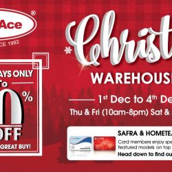 EuropAce: Christmas Warehouse Sale 2016 Up to 80% OFF Household Appliances