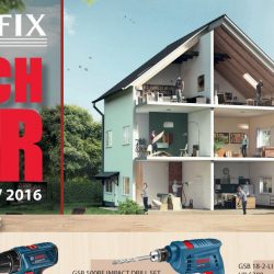 Home-Fix: Bosch Fair - Exclusive Promotions on Home Tools!