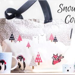 Starbucks: Limited Edition Snow Mates Collection