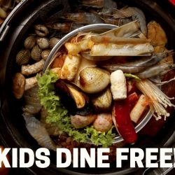 Seoul Garden: Kids Dine FREE with Every Paying Adult at HarbourFront Centre