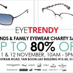 Eye Trendy: Friends & Family Eyewear Charity Sales Up to 80% OFF Luxury Eyewear Brands like Porsche Design, Lanvin, Dunhill, Furla & More