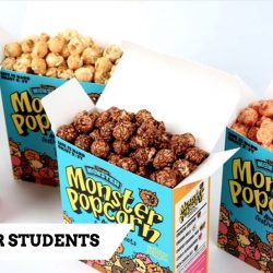 Sweet Monster: 20% OFF Total Bill for Students!