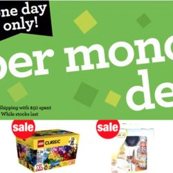 Toys'R'Us: Cyber Monday Deals Up to $90 OFF Online!