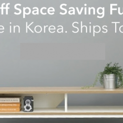 HipVan: Coupon Code for Extra 20% OFF on Space Saving Furniture